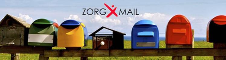Zorgmail banner